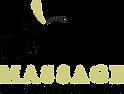 LeReve Massage & Facial Spa Logo - Black