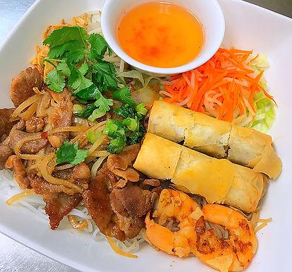 N5- The Whole Shebang - Bun Thit Nuong Tom Nuong