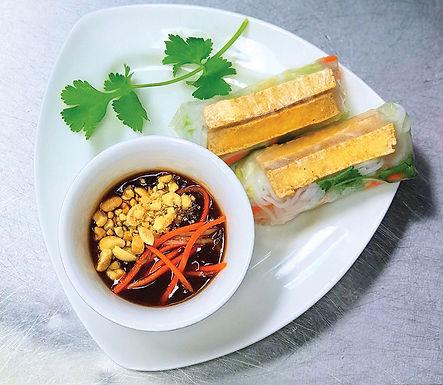 V1- Tofu Rolls / Goi Cuon Dau Hu