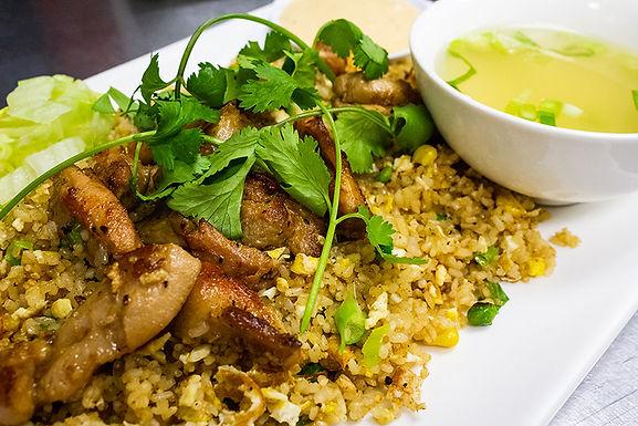 C10- Classic Fried Rice - Com Chien