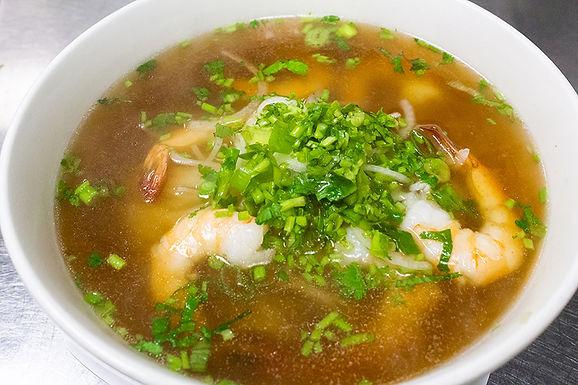 P6- Shrimp Pho - Pho Tom