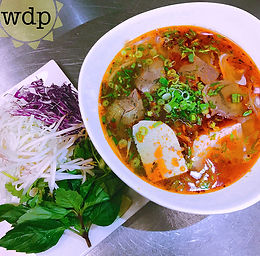R2- Spicy Lemongrass Noodle / Bun Bo Hue 🌶️