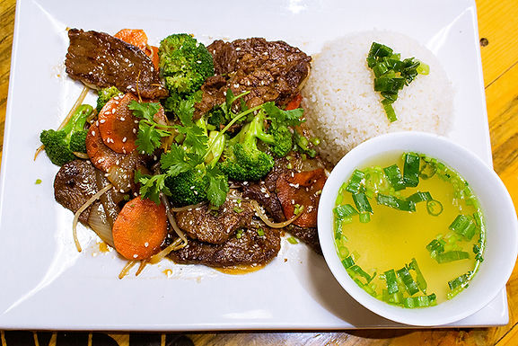 C14- Mongolian Grilled Beef