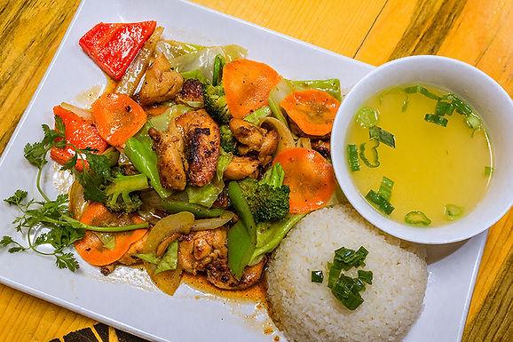 C13- Bulgogi (Chicken or Pork)