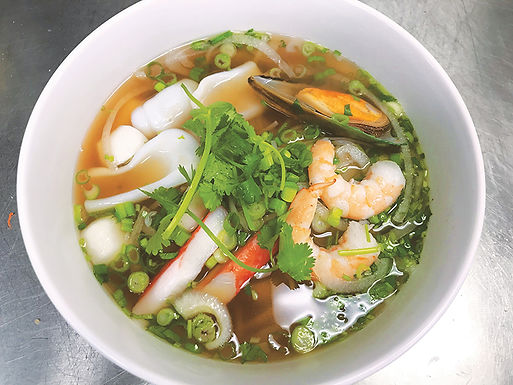 P7- Seafood Pho - Pho Do Bien