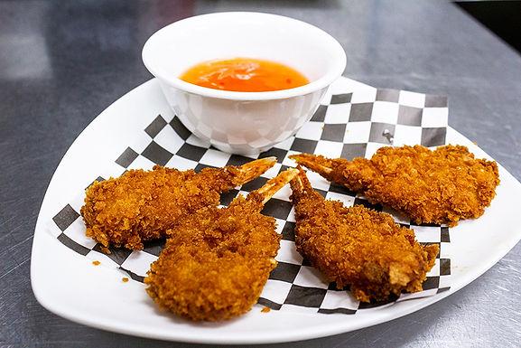 A14- Deep-fried Crispy Shrimp - Tom Chien Gion