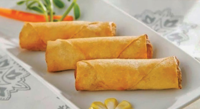 A2- Fried Egg Rolls - Cha Gio