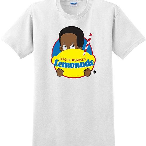 Leroy's Lip Smack'n Lemonade T-Shirt (White)