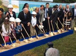 Special thanks to the Mayor of New Orleans Mitch Landrieu and all the other city officials that help
