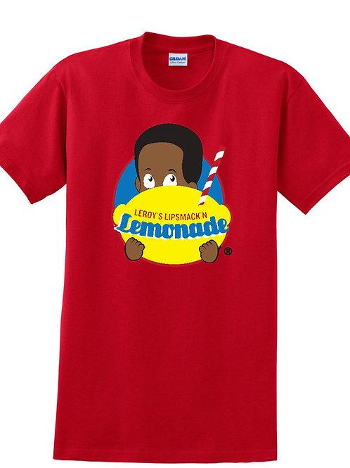 Leroy's Lip Smack'n Lemonade T-Shirt (Red)