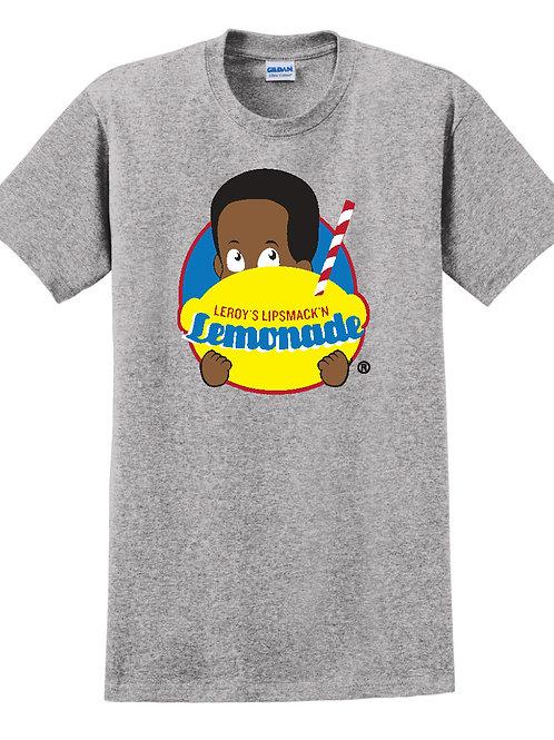 Leroy's Lip Smack'n Lemonade T-Shirt (Grey)