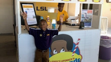 "Leroy's Lemonade for Healthy Babies! Raising money for March of Dimes ""Signature Chefs Auct"
