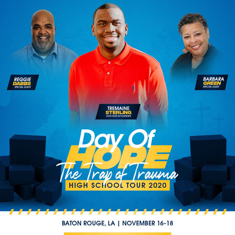 Day of Hope Tour