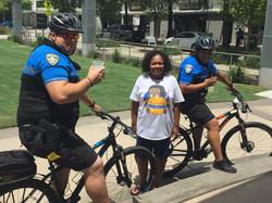 Free Lemonade for Law Enforcement