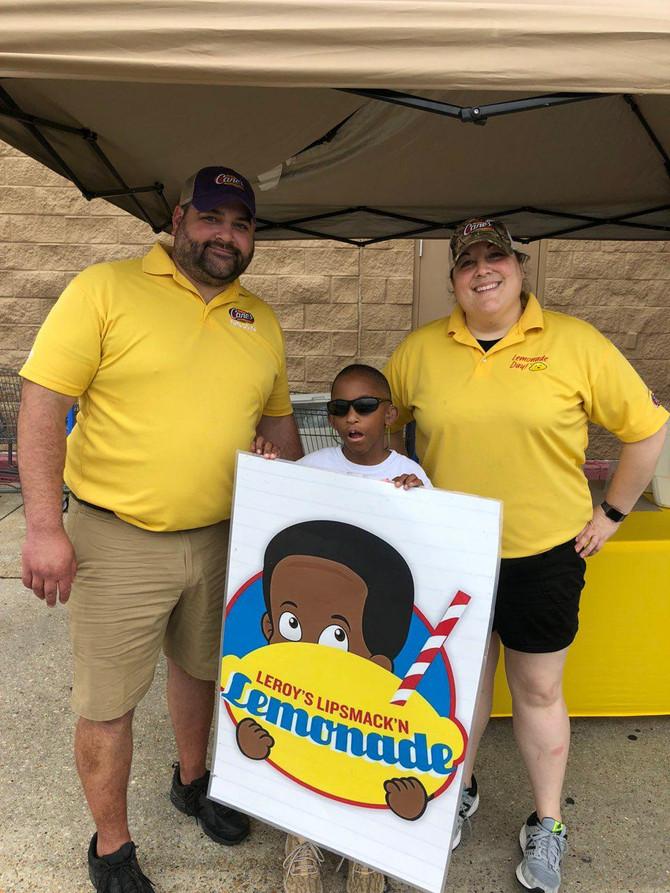 Lemonade Day 2018