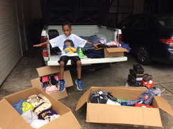 Donating to Flood Victims