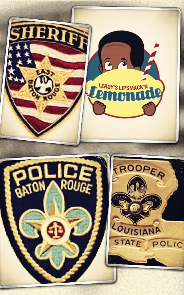 Lemonade for Law Enforcement