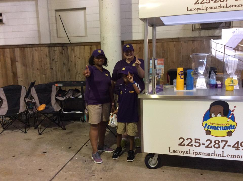 LSU Season Kickoff - Visit Us @ Home Games!
