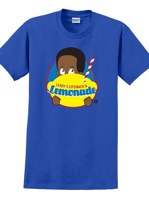Leroy's Lip Smack'n Lemonade T-Shirt (Blue)