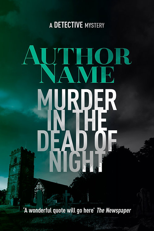Murder in the Dead of Night