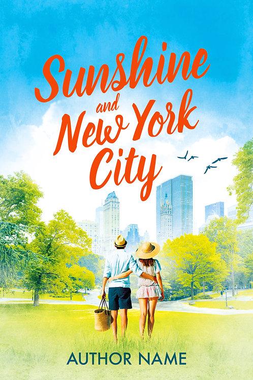 Sunshine and New York City