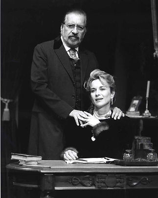 From the stage version of Chekhov with J
