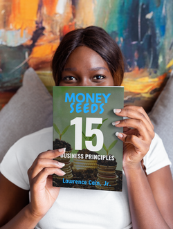 Business Book Mockup