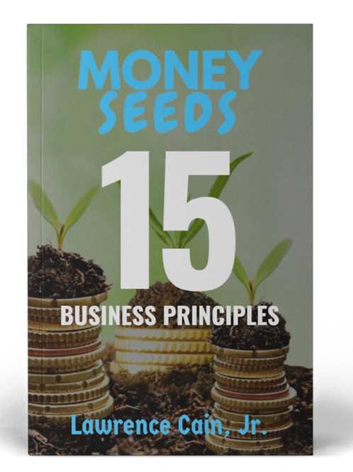 Money Seeds: 15 Business Principles (Paperback)