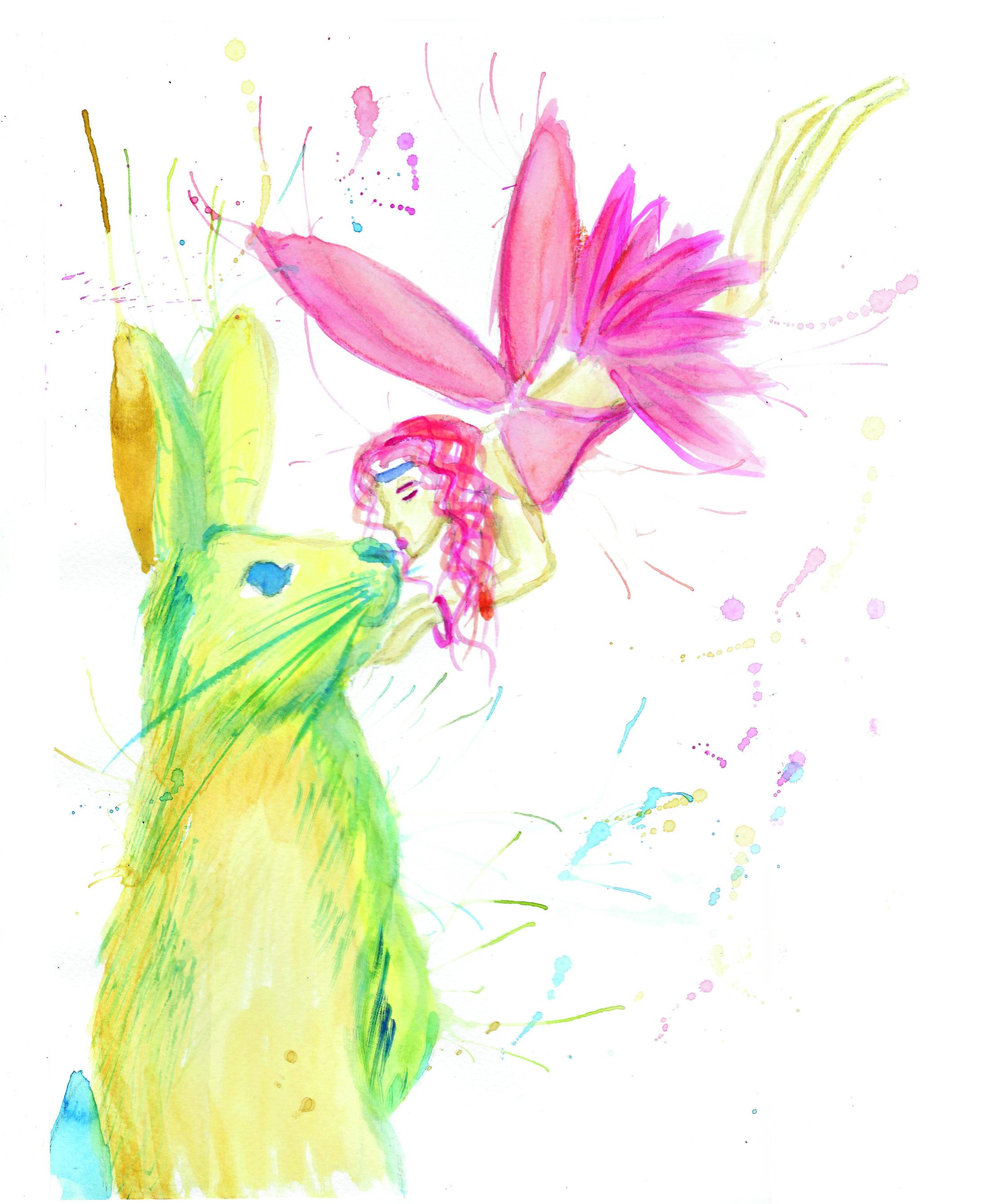Ralph Rabbit Version 1