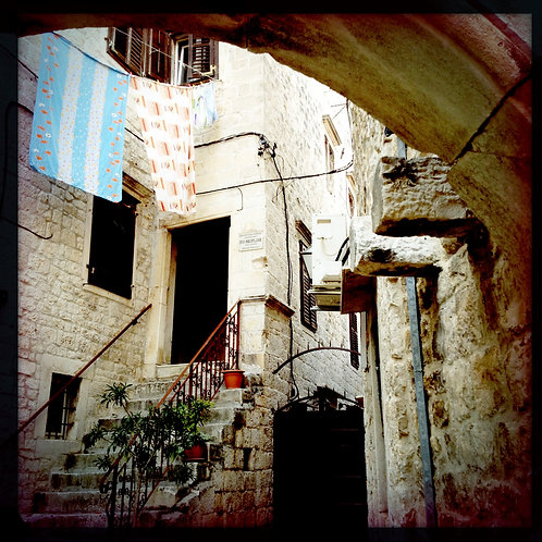11. 20x20 Sunday Laundry: Split, Croatia