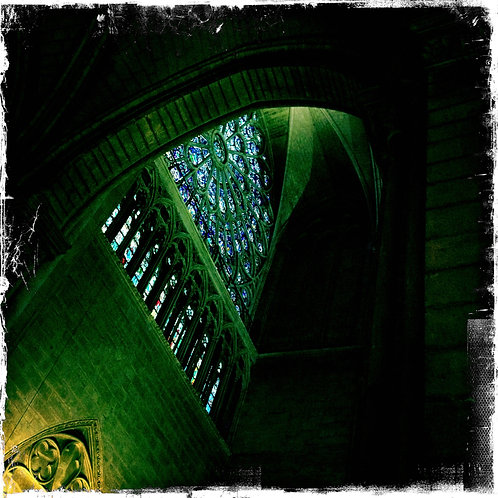 16. 8x8: The Rose Window: Paris, France