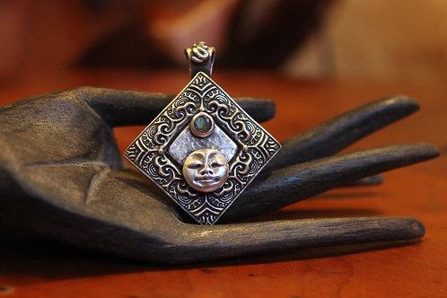 Mojo Spirit: Fine Silver (.999) Pendant