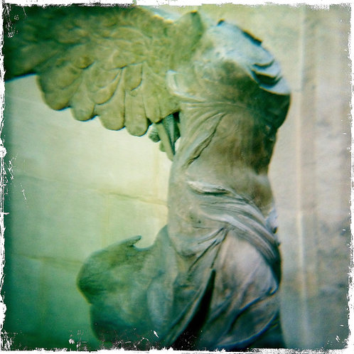21. 38x38: Winged Victory: Paris, France