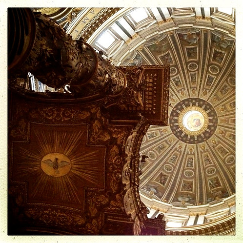 14. 20x20: The Window to Heaven: Vatican C