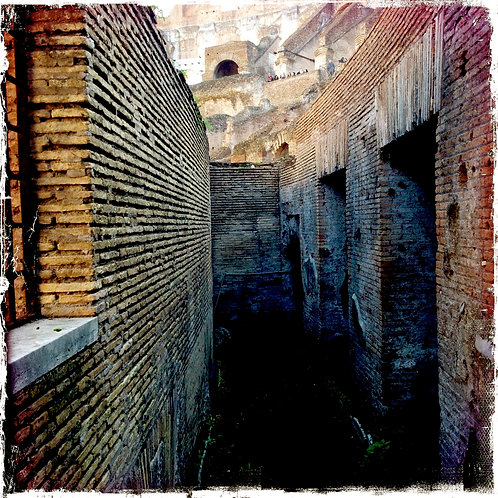 54. 38x38: The Gladiator's Chambers: Rome,Italy