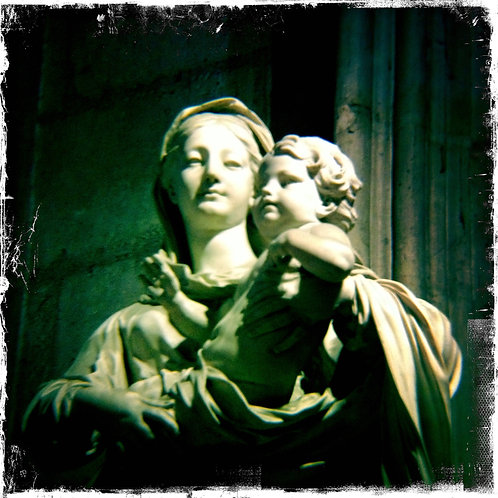 3. 20x20: Mother and Child: Paris, France