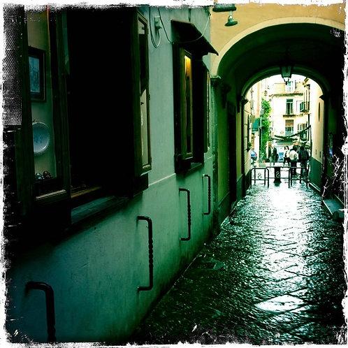 5. 38x38 Through the Ally: Naples, Italy