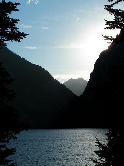 51.12x12: Where the Mountains Meet: Tahoe, CA