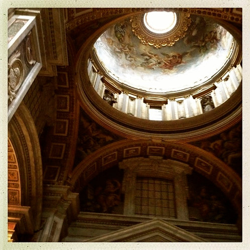4. 20x20: Look Toward the Light: Vatican City, Ita