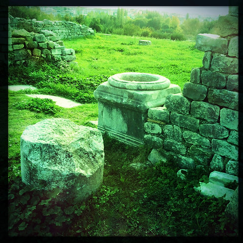 24. 20x20: The Baptismal Altar: Solin, Cro