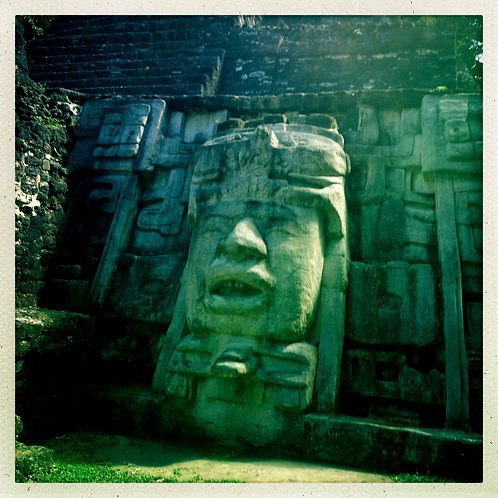 13.20x20: Protector of the Temple: Lamanai, Belize