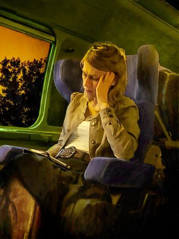 A la manière d'Edward Hopper