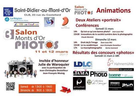 Salon des Monts d'Or Photos 2017 : Deux Rivatoriens présents !