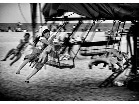 """Expo """"Une enfance indienne"""" à Grenoble"""