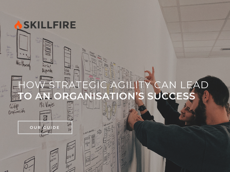 How Strategic Agility Can Lead to an Organisation's Success