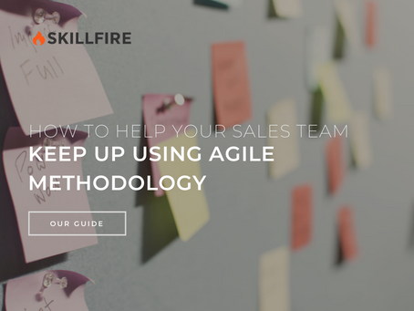 How to Help Your Sales Team Keep Up using Agile Methodology