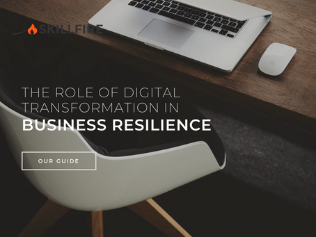 The Role of Digital Transformation in Business Resilience