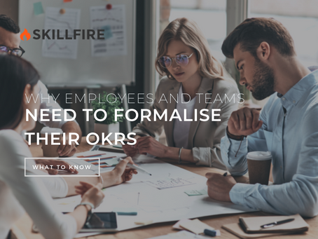 Why Employees and Teams Need to Formalise Their OKRs