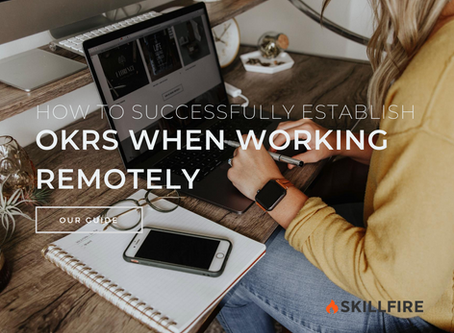 How to Successfully Establish OKRs When Working Remotely