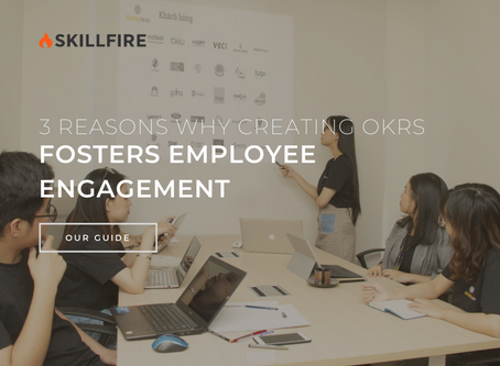 3 Reasons Why Creating OKRs Fosters Employee Engagement